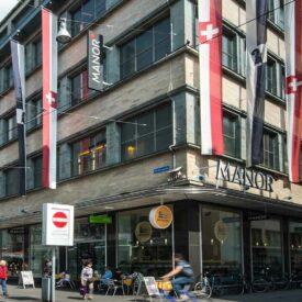 Manor Basel Greifengasse