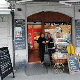 Fromagerie-Crèmerie de La Grenette Vevey